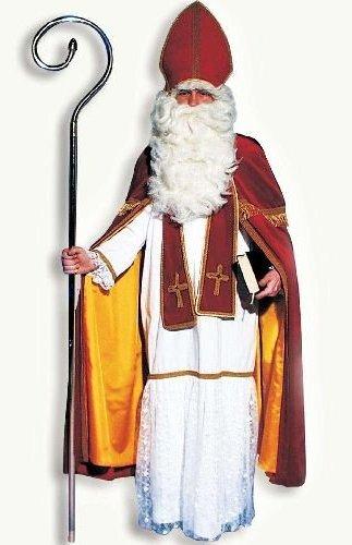 Das edle Bischof-Nikolaus-Kostüm kaufen