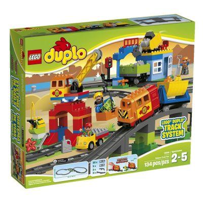 Das Eisenbahn Super Starterset von LEGO-DUPLO kaufen