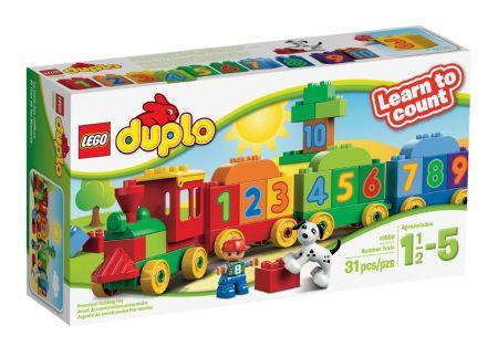 Den große Zahlenzug von LEGO-DUPLO kaufen