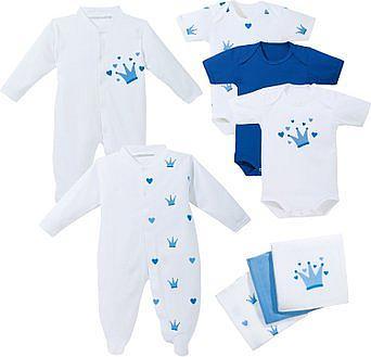 Die Erstlingsausstattung von Baby Butt in Blau kaufen