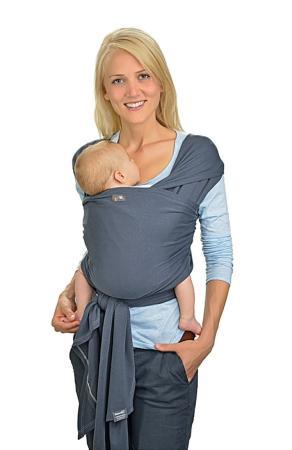 Das Baby-Tragetuch von Hoppediz für Neugeborene bestellen