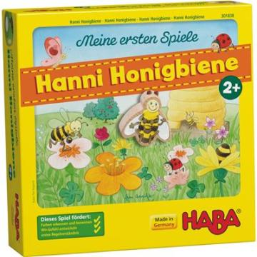 Das Spiel - Hanni Honigbiene - von Haba bestellen