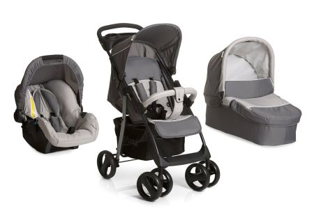 Das Reisesystem mit Buggy und Babyschale von Hauck bestellen