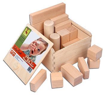 Das CreaBLOCKS-Baby-Paket mit 22 Bauklötzen bestellen