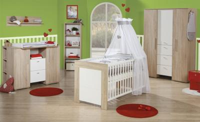 Das Kinderzimmer-Set DANIEL von ROBA bestellen