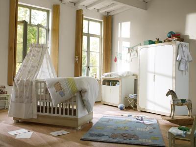 Das Kinderzimmer-Set NATURAL HARMONY von ROBA bestellen