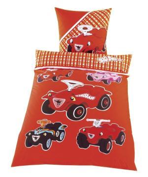 Das Bettwäsche-Sett BOBBY-CAR bestellen