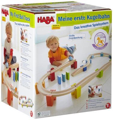 Das Set - Meine erste Kugelbahn - von Haba bestellen