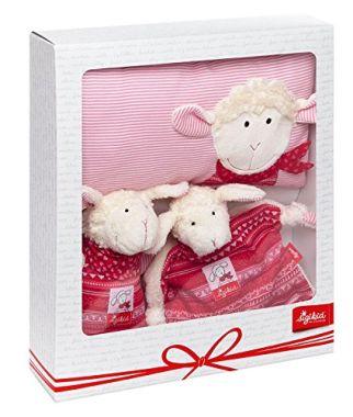 Das wunderschöne Baby-Geschenk-Set von sigikid bestellen