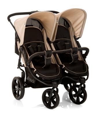 Zwillingskinderwagen hintereinander  Geschwisterkinderwagen und Zwillingskinderwagen - Wunschfee