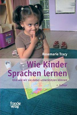 Das Buch - Wie Kinder Sprachen lernen - bestellen