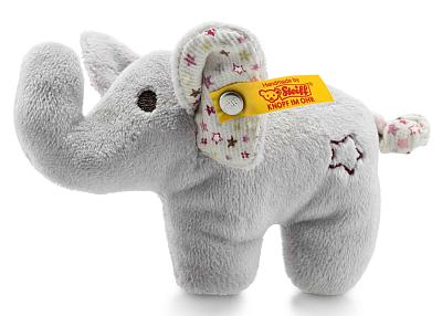 Den Rassel-Knister-Elefant von Steiff bestellen