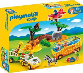Den Playmobil-Bausatz - Die große Afrika-Safari - bestellen