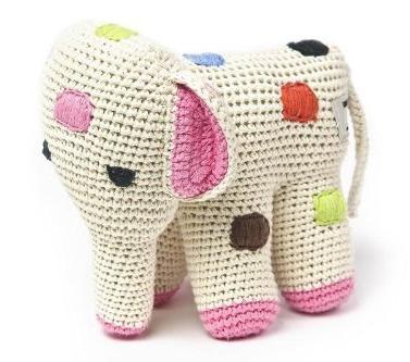 Den süßen Plüsch-Elefant von Anne-Claire Petit bestellen