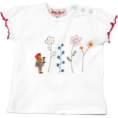 Das T-Shirt Wiesenglück Gr. 68 von Käthe Kruse bestellen