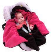 Die Baby-Einschlagdecke für kalte Tage von ByBum bestellen