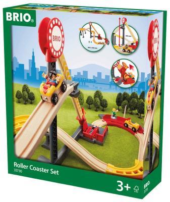 Das tolle Achterbahn-Set von BRIO bestellen