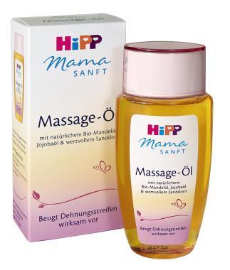Das HIPP Mama-Sanft Massageöl bestellen