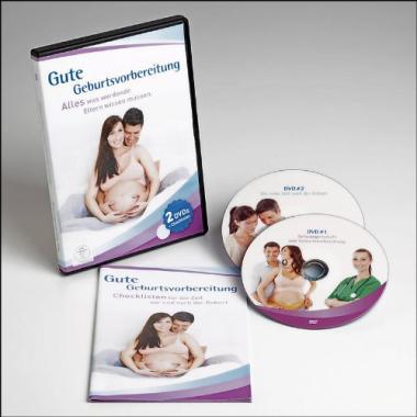 Die DVD - Gute Geburtsvorbereitung : Alles was werdende Eltern vor und nach der Geburt wissen müssen - bestellen