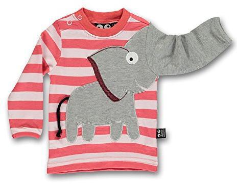 Das drollige Langarm-Shirt mit Elefanten von Ubang bestellen