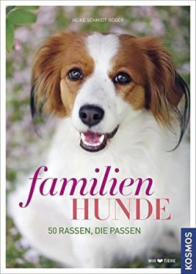 Das Buch Familienhunde - Rassen, die passen - bestellen