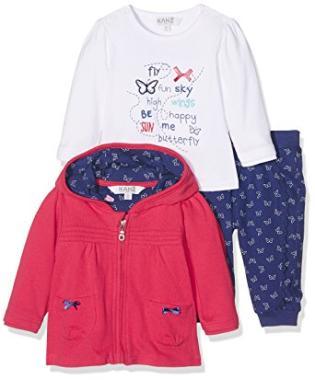 Das Bekleidungs-Set für kleine Mädchen von Kanz bestellen