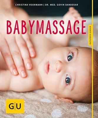 Das Buch - Babymassage (GU-Ratgeber) - bestellen