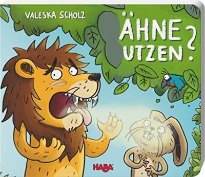 Das Kinderbuch ÄHNE UTZEN von Haba bestellen