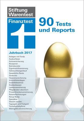 Das Buch - Finanztest Jahrbuch 2017 - bestellen