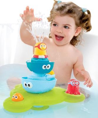 Den lustigen Springbrunnen für die Badewanne von Yookidoo bestellen