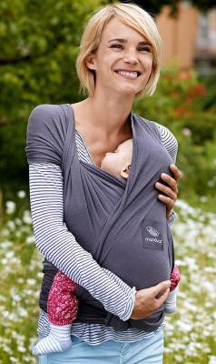 Das Baby-Tragetuch manduca sling bestellen