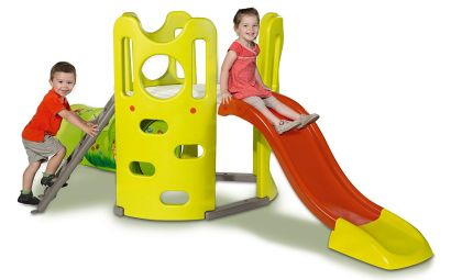 Den Kletterturm mit Kinderrutsche von Snoby bestellen