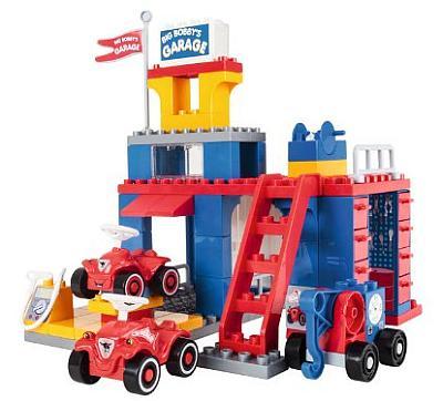 Die BIG Bobby-Garage Spielset mit 79 Teilen bestellen