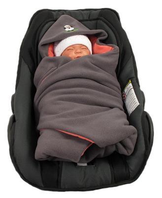 Die Einschlagdecke für die Babyschale von HOBEA bestellen