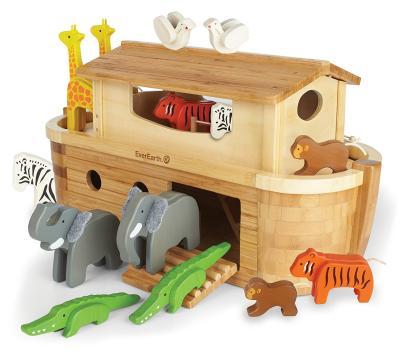 Die große Spielzeug-Arche Noahs von EverEarth bestellen