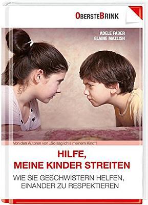 Das Buch - Hilfe, meine Kinder streiten - bestellen
