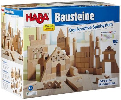Klassische Bausteine - Die extra große Grundpackung von HABA - bestellen