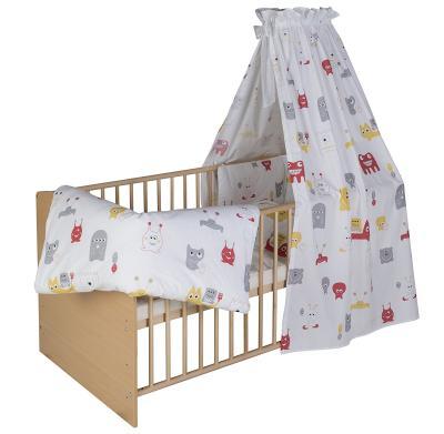 Das Babybett-Komplettset von Schardt bestellen