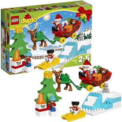 Den Winterspaß mit Weihnachtsmann von LEGO DUPLO bestellen
