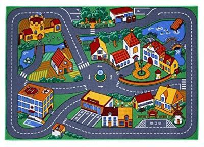 Den Kinderzimmer-Spielteppich - Leise Stadt - bestellen