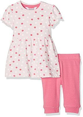 Das Baby-Bekleidungset für kleine Mädchen von Kanz bestellen