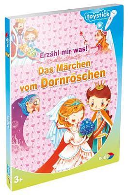 Das Toystick-Märchen-Buch DORNRÖSCHEN bestellen