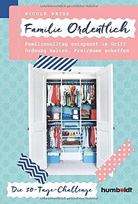 Das Buch - Familie ordentlich - Die 30-Tage-Challenge - bestellen