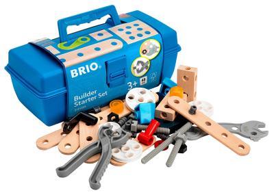 Die BRIO Builder Box mit 48 Teilen bestellen