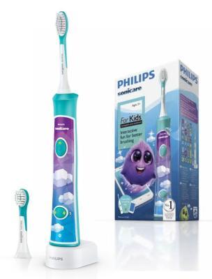Die Philips Sonicare Schallzahnbürste für Kinder