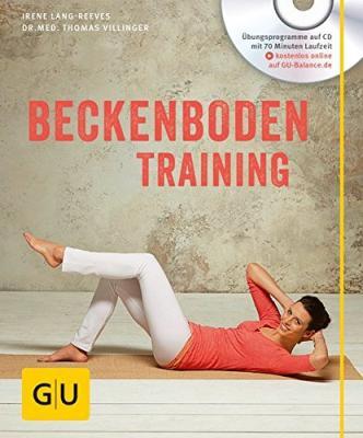 Das Buch - Beckenboden-Training (mit CD) - bestellen