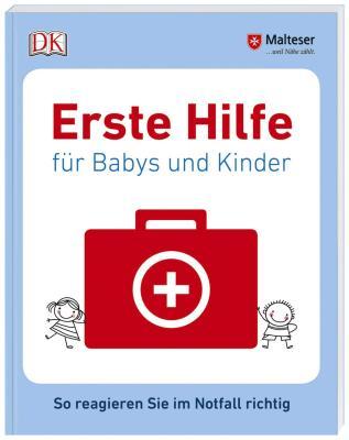 Das Buch - Erste Hilfe für Babys und Kinder - bestellen