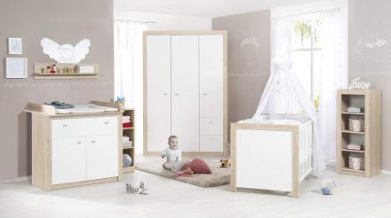 Das Kinderzimmer-Set LENI von ROBA bestellen