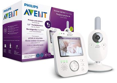 Das Video-Babyphone AVENT SCD843/23 von Philips bestellen