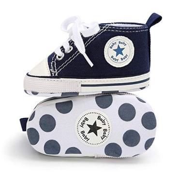 Die Leinwand-Sneakers für Kleinstkinder von Babycute bestellen